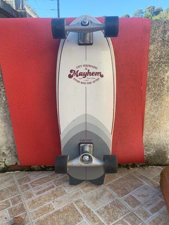 Skate Carver Mayhem CX Surfskate
