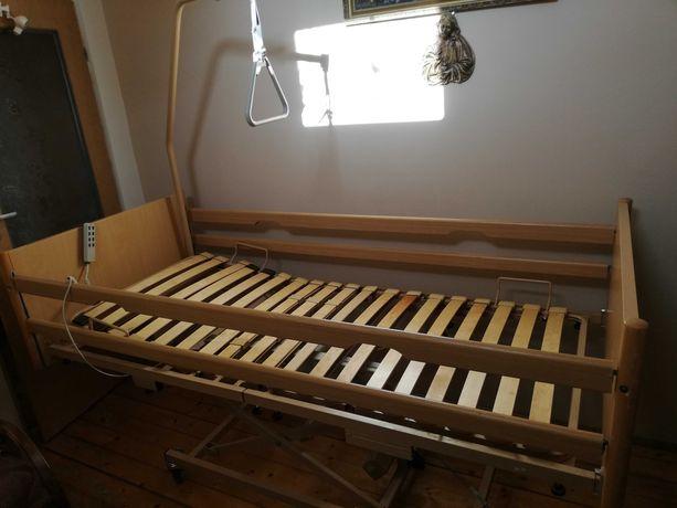 Łóżko rehabilitacyjne BURMEIER + GRATIS