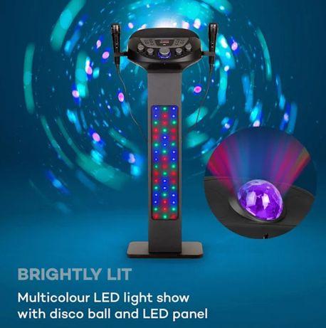 KaraBig, LightUp, system karaoke BT multicolor USB
