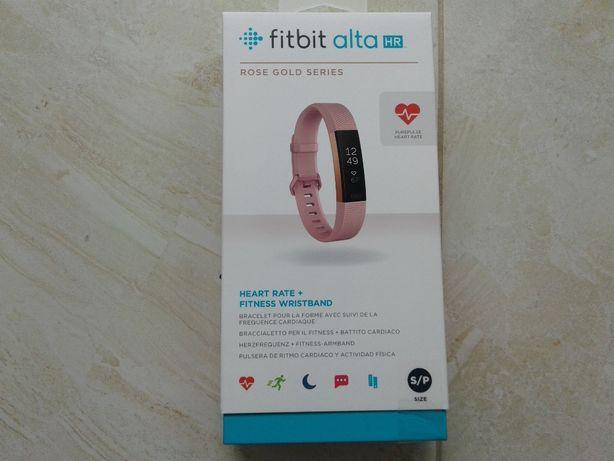Новий Fitbit Alta HR