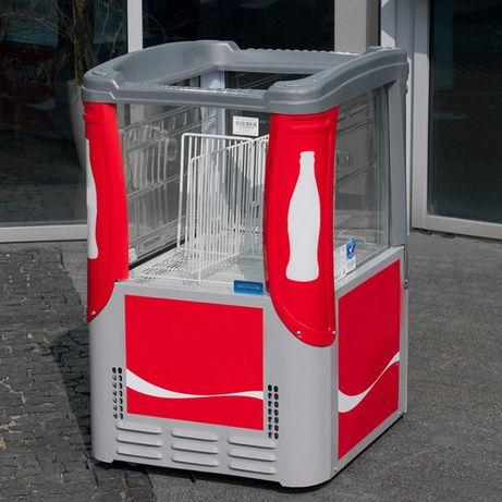 Witryny chłodnicze sprzedaż impulsowa różne marki, wymiary