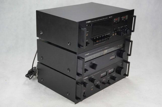 Zestaw stereo Vintage Yamaha CA-VI CT-VI TC-511B Warszawa