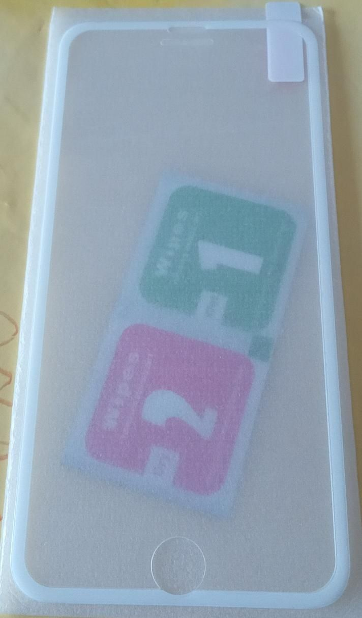 Películas Vidro e de Fibra de Carbono completa iPhone 6P/7P/8P