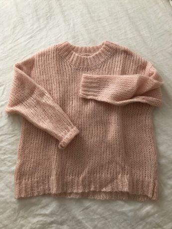 Moherowy sweter Taranko