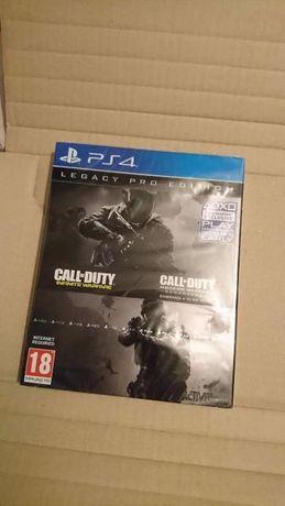 Call of Duty Infinite Warfare Legacy PRO Modern Warfare Remastered PS