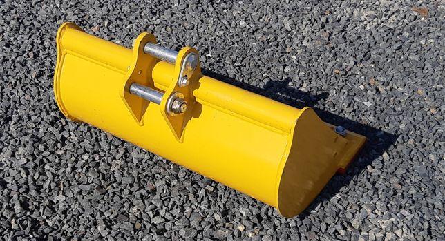 Łyżka skarpówka 80 cm pasuje do CAT JCB Kubota Wacker nowa łyżka 800m