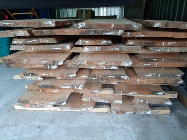 Deski drewniane ogrodzenie około 1, 2 m3 (33 szt)