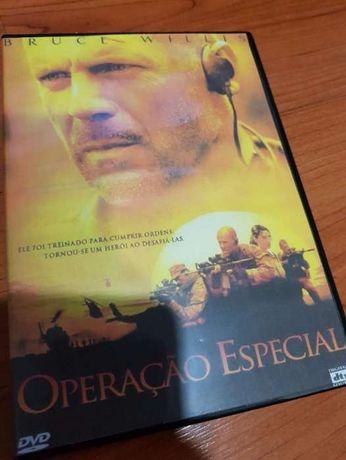 DVD: Operação Especial