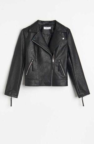 Кожаная куртка женская Reserved