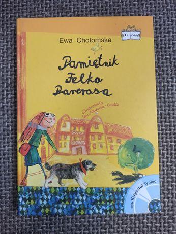 Pamiętnik Felka Parerasa Ewa Chotomska