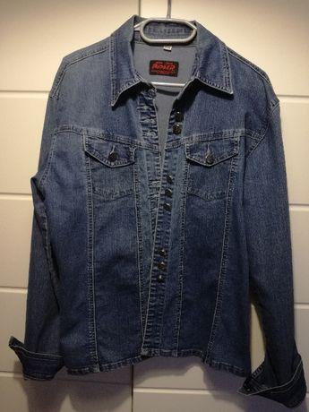 kurtka damska jeansowa