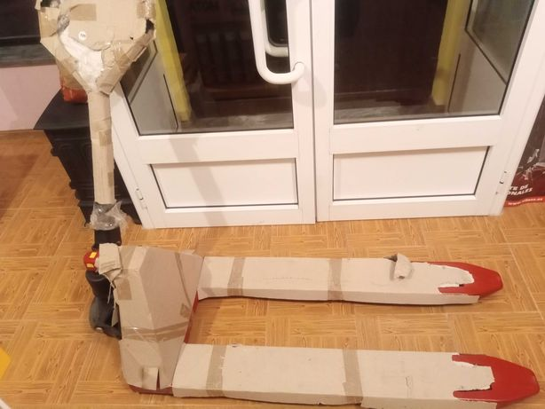 Porta Paletes 2,5 ton