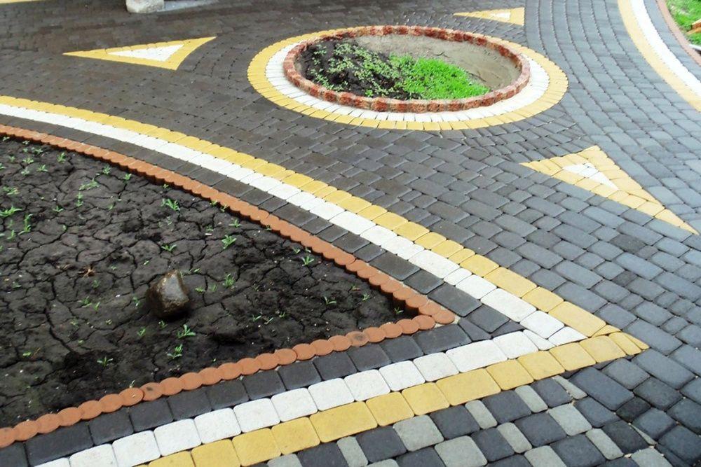 Прокат виброплиты,Благоустройство территории,укладка тротуарной плитк Днепр - изображение 1