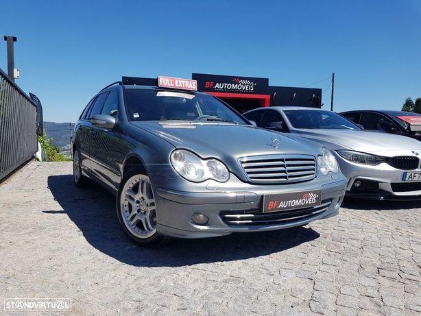 Mercedes-Benz C 200 CDi Elegance Aut.