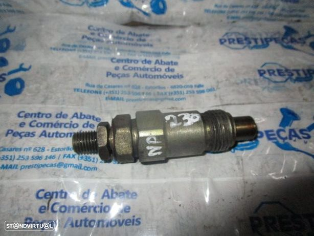 injector 710681 NISSAN / PATROL GR Y60 / 1995 / 2.8 TD / 115 CV /