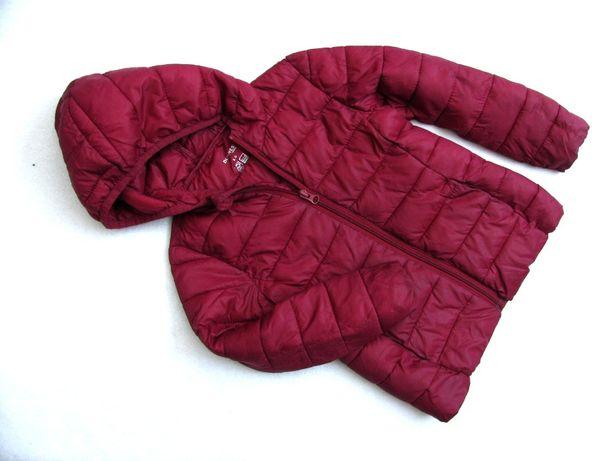 st bernard ocieplana wiosenna pikowana kurtka 110 wiosna