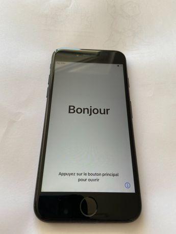 iPhone 7 preto 128G ótimo estado e funcionando perfeitamente