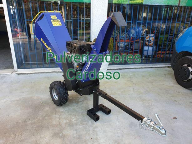 Biotriturador Goodyear 15HP Arranque Eletrico