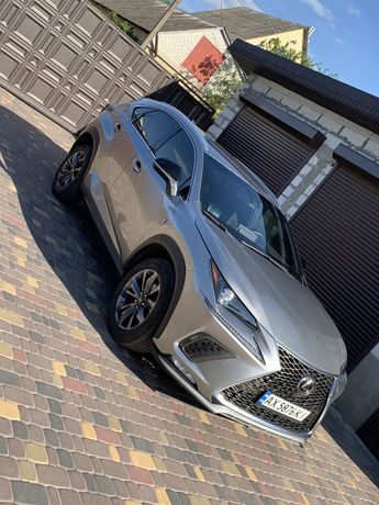 Продам Lexus NX300 F-Sport 2018