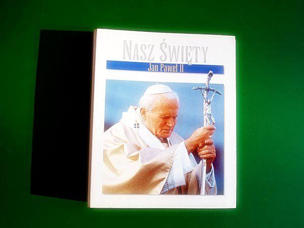 NASZ ŚWIĘTY JAN PAWEŁ II - kolekcja Gazety Wyborczej Chorzów - image 1
