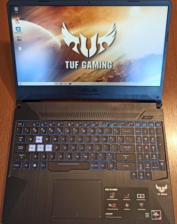 Laptop ASUS Gaming RTX2060 15,6 120Hz Ryzen 7-3750H 16GB 1TB SSD FX505