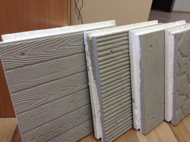 Полифасадные плиты утепления,термопанели, полифасад. Утепление фасада.