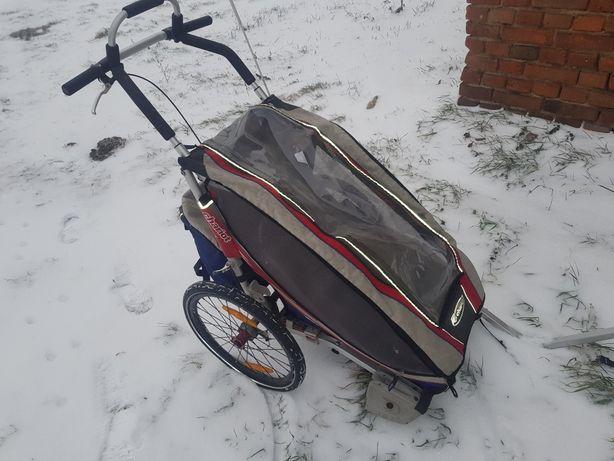 Przyczepa rowerowa chaiot