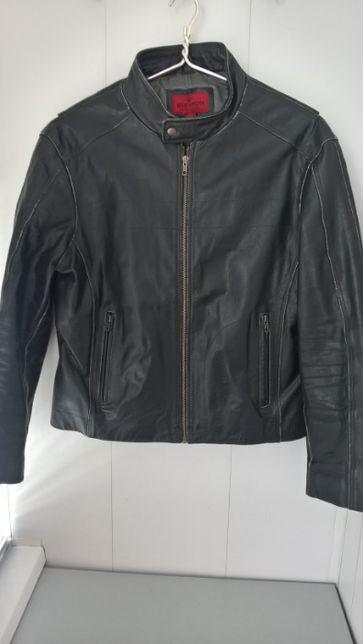"""Продам кожаную куртку """"MISSION"""" (L)"""