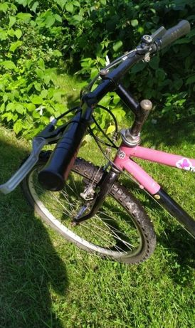 rower 26 cali bagaznik nozka z dowozem