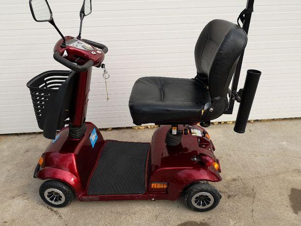 skuter inwalidzki geriomobil gerio mobil nowe akum