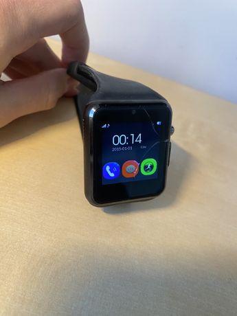 Smartwatch hyker z modułem karty sim i kamerką
