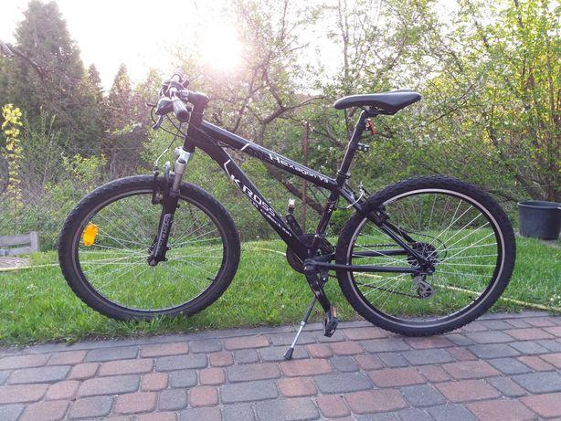 "Rower górski czarny Hexagon V3 Kross MTB Collection 26"""