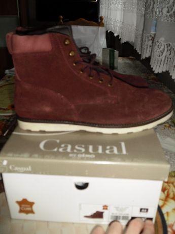 Zimowe buty włoskie