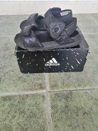 Sandałki star wars adidas