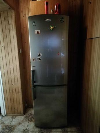 lodówka z zamrażalnikiem