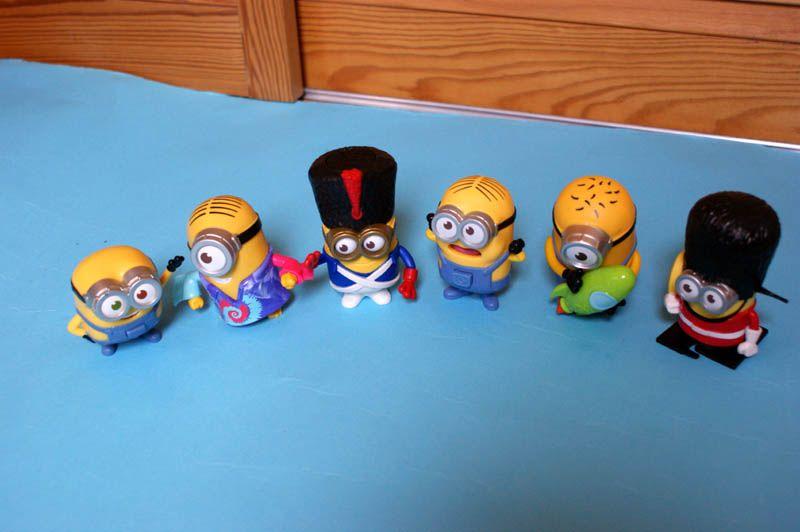 Minionki figurki 6 sztuk Darłowo - image 1