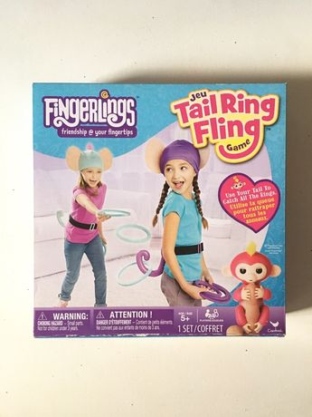 Игра для детей Fingerlings  оригинал