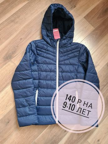 Pepperts Lupilu 140 р курточка деми демисезонная 140 р на 9-10 лет.