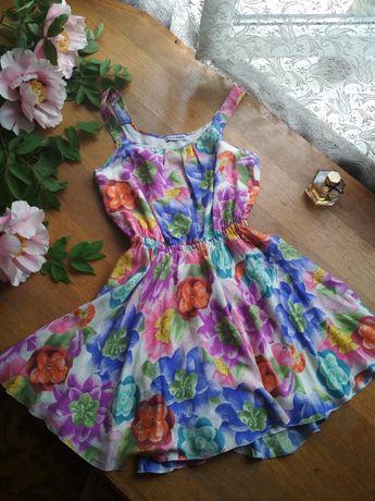 Шовкова сукня сарафан укр дизайнер elena burba бурба