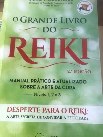 Livro Reiki