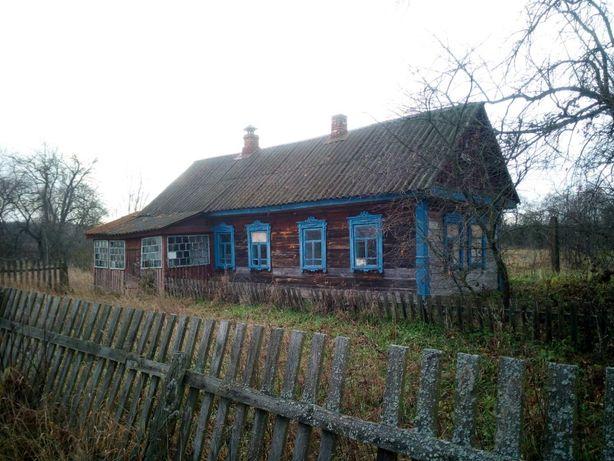 Продам дом в киевской обл. с. Залишаны Иванковский раён.