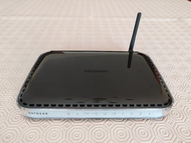 Router Netgear CVG834G