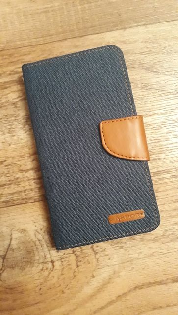 Универсальный чехол-книжка для телефона, в т.ч. Nokia 5.1