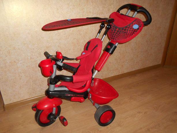 Велосипед Smart Trike Zoo 3 в 1 Красное солнышко