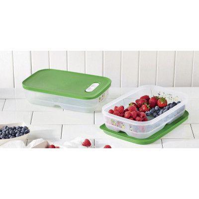 Контейнер Умный холодильник на 1,8 литра низкий Tupperware