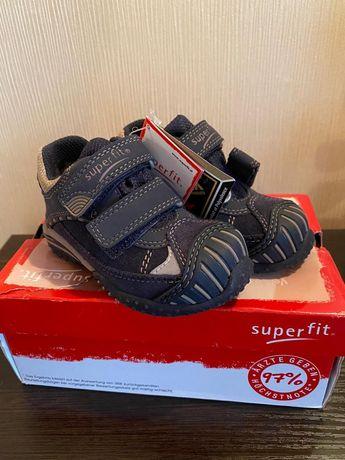 """Ботинки детские зимние""""Super Fit"""""""