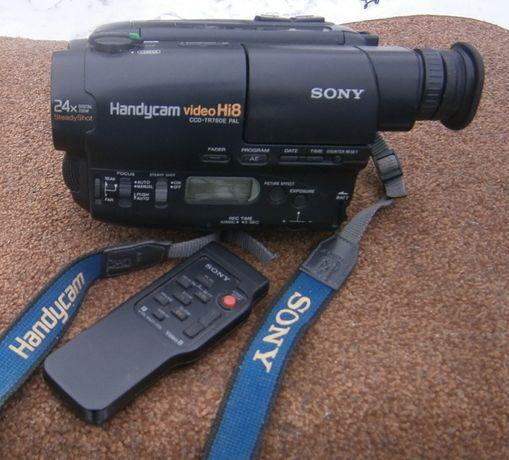 SONY Видеокамера SONY Hi8 CCD-TR780E PAL Camcorder Handycam Stereo