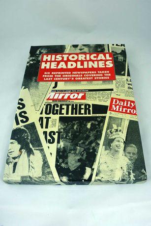 Historyczne reprinty gazet HISTORICAL HEADLINES