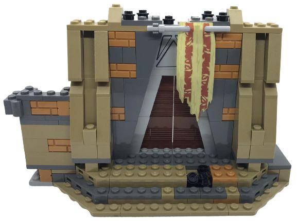 LEGO Star Wars zestaw 75139 walka na Takodana