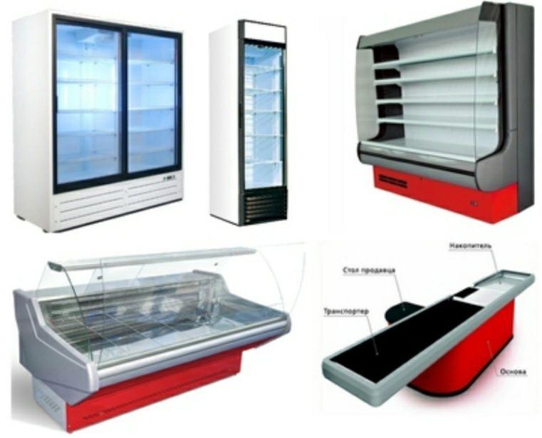 Покупаем холодильное оборудование по высоким ценам витрины шкафы лари Киев - изображение 1